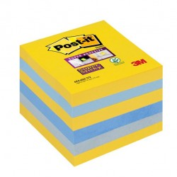 Blocco foglietti Post-it Super Sticky - New York - 76 x 76 mm - 90 fogli - Post-it