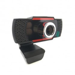 Webcam USB 2.0 HD 720P con microfono integrato