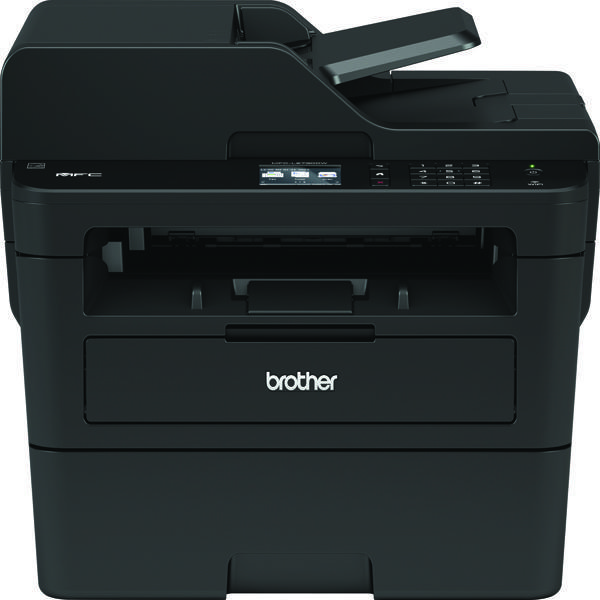 Brother - Multifunzione laser - monocromatica - MFCL2730DWYY1