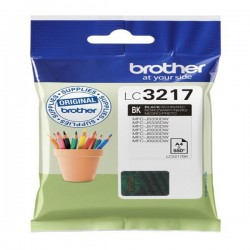 Brother - Cartuccia - Nero - LC3217BK - 550 pag
