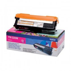 Brother - Toner - Magenta - TN320M -1500 pag