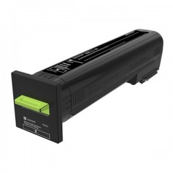 Lexmark/Ibm - Toner - Nero - 72K2XK0 - return program - 33.000 pag