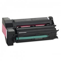 Lexmark/Ibm - Toner - Magenta - 75P4057 - return program - 15.000 pag