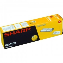 Sharp - Nastro - nero - UX31CR - 33mt